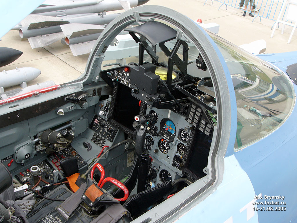 Modernized MiG-29 Cockpit help wanted - HyperScale Forums